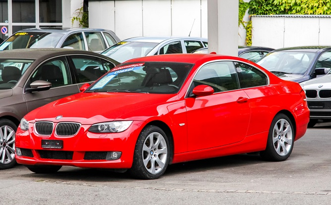 BMW 3-Series a standout among luxury vehicles.