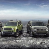 Jeep® brand celebrates 75th anniversary with special-edition models