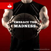 Drive to the hoop, score during our March Madness contest