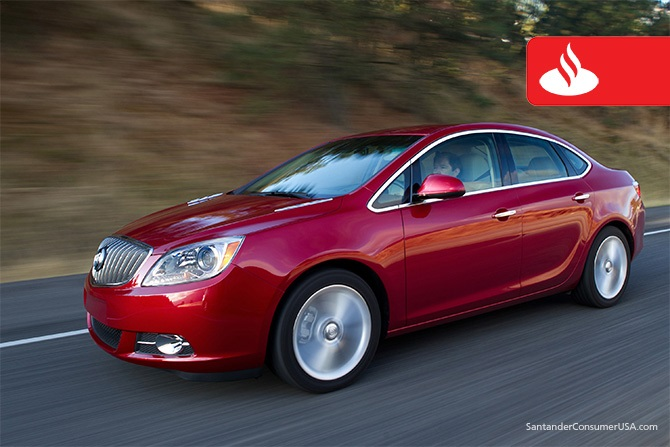 Photo: Courtesy of Buick The 2013 Buick Verano came out atop the compact car ratings.
