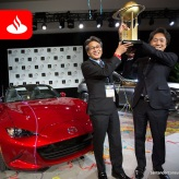 What in the world: Four cars find gold at New York Auto Show