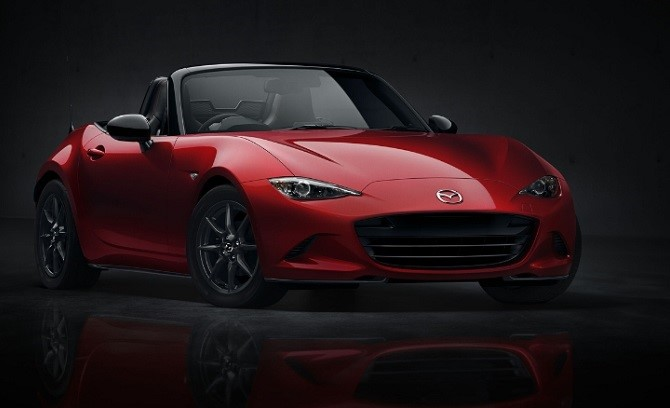 Mazda MX-5 named 2016 World Car of the Year.