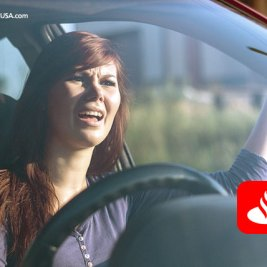 Drivers with bad attitudes suffer more accidents than happy ones