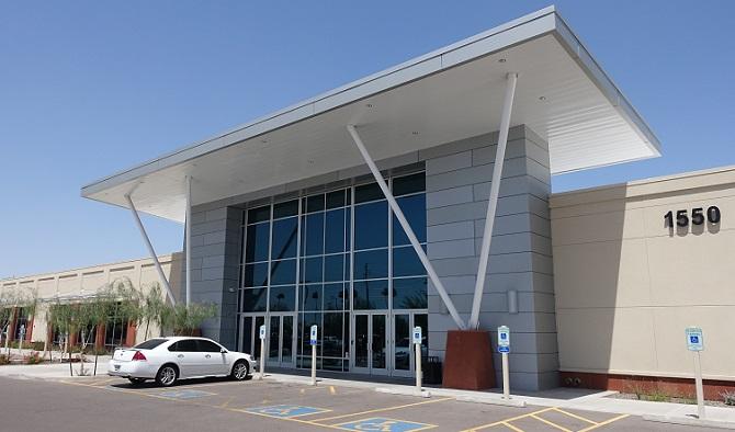 Santander Consumer USA's new place in the Arizona sun.