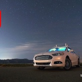 How did Ford's self-driving car perform at night – without headlights?