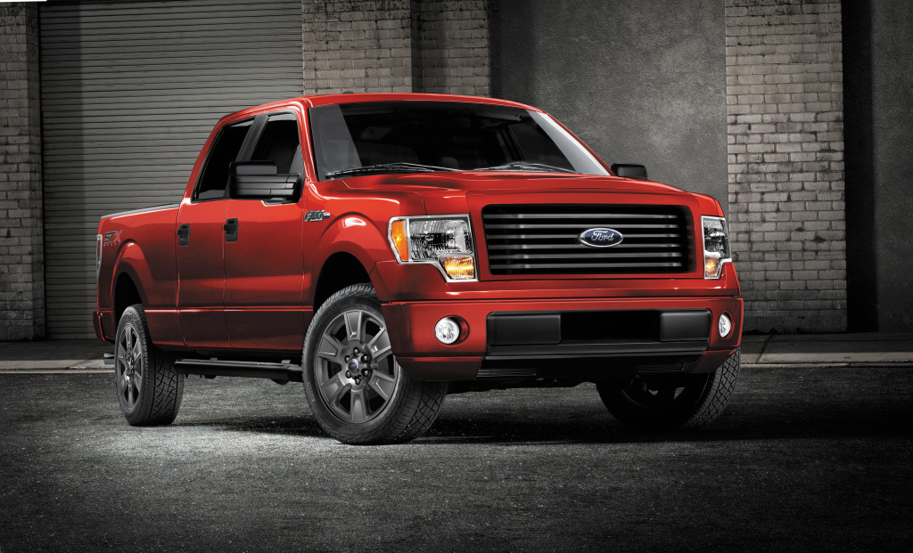 Ford, America's truck leader, adds the 2014 Ford F-150 STX SuperCrew® and STX Sport Package to its lineup, offering entry-level and value-oriented truck customers capable, roomy and stylish new options.