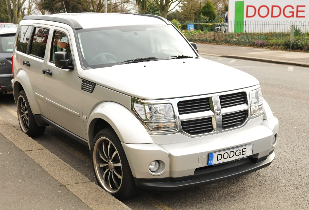 The Dodge Nitro was an 80-percenter in the NHTSA report.