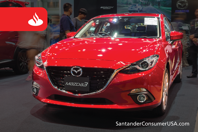 The epitome of cool: 2016 Mazda3.