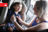 September is a really good time to think about child-passenger safety