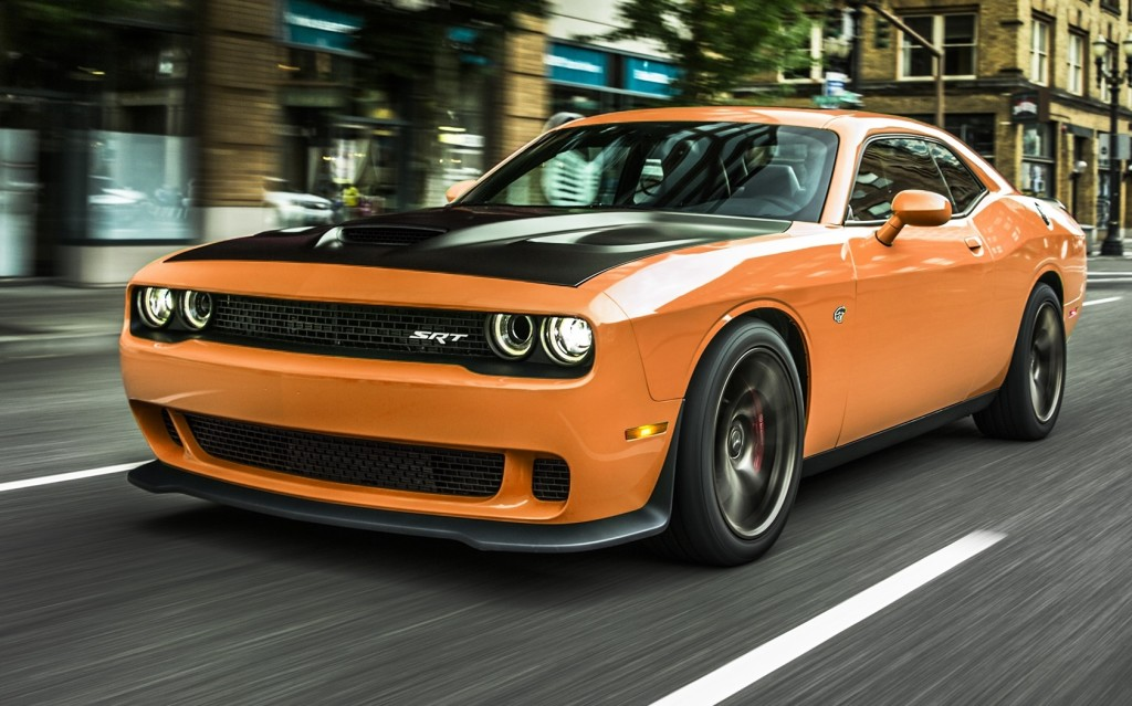 2016 Dodge Challenger Scat Pack (see below)