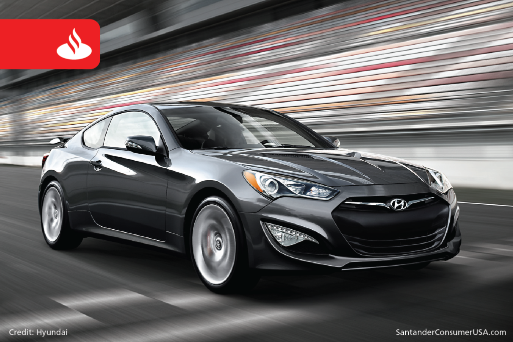 The Hyundai Genesis Coupe is a Thrillist favorite (see below)