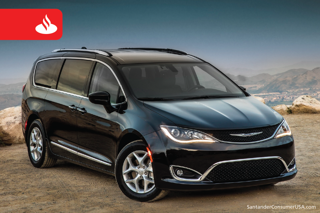 "The Chrysler Pacifica is among the ""Best to Buy"" nominees."