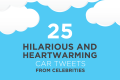 Celebs and their car tweets, useful stickers, and small-car love