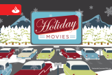 Strange or not, holiday movies are a season of their own