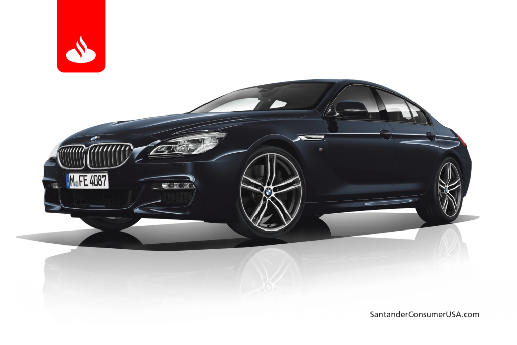 The 2018 BMW 6 Series Gran Coupe will be available this spring.