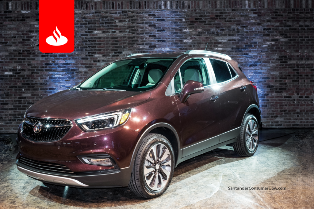 "The 2017 Buick Encore ""doubles down on what's made it successful."""