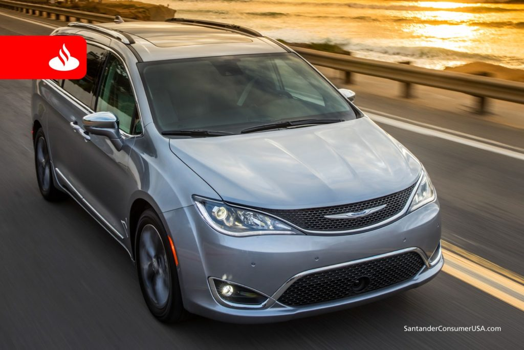 Chrysler's Pacifica, Cars.com Best of 2017 award winner.