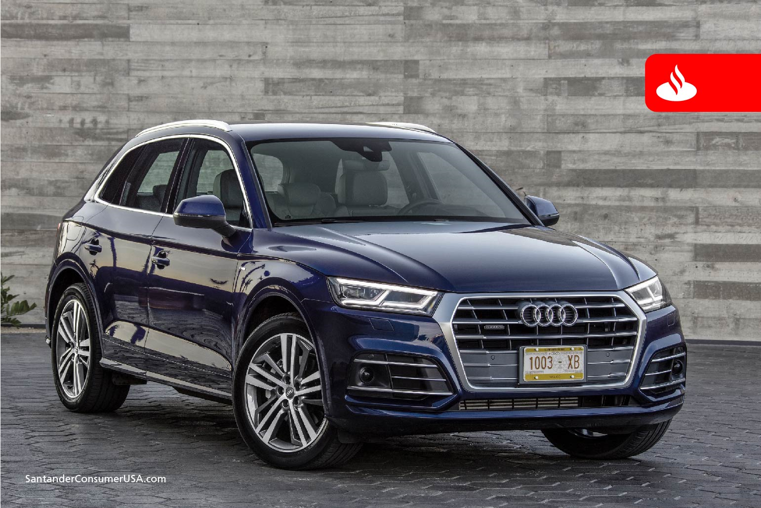The Q5 Earned One Of Audi S Five World Car Nominations