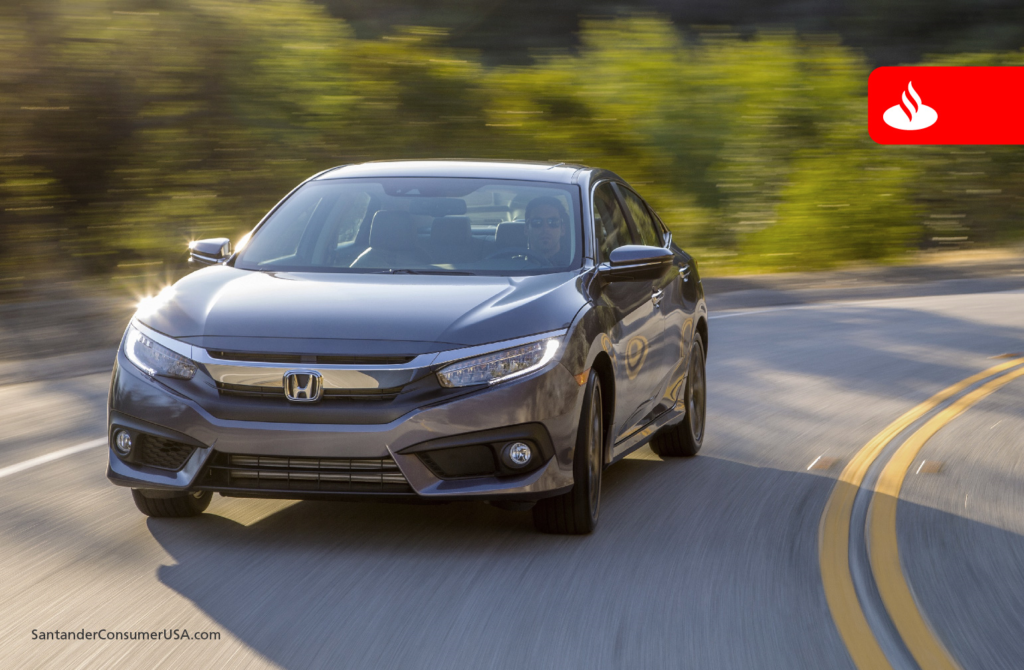 The Honda Civic was named best compact car of 2016 by U.S. News.