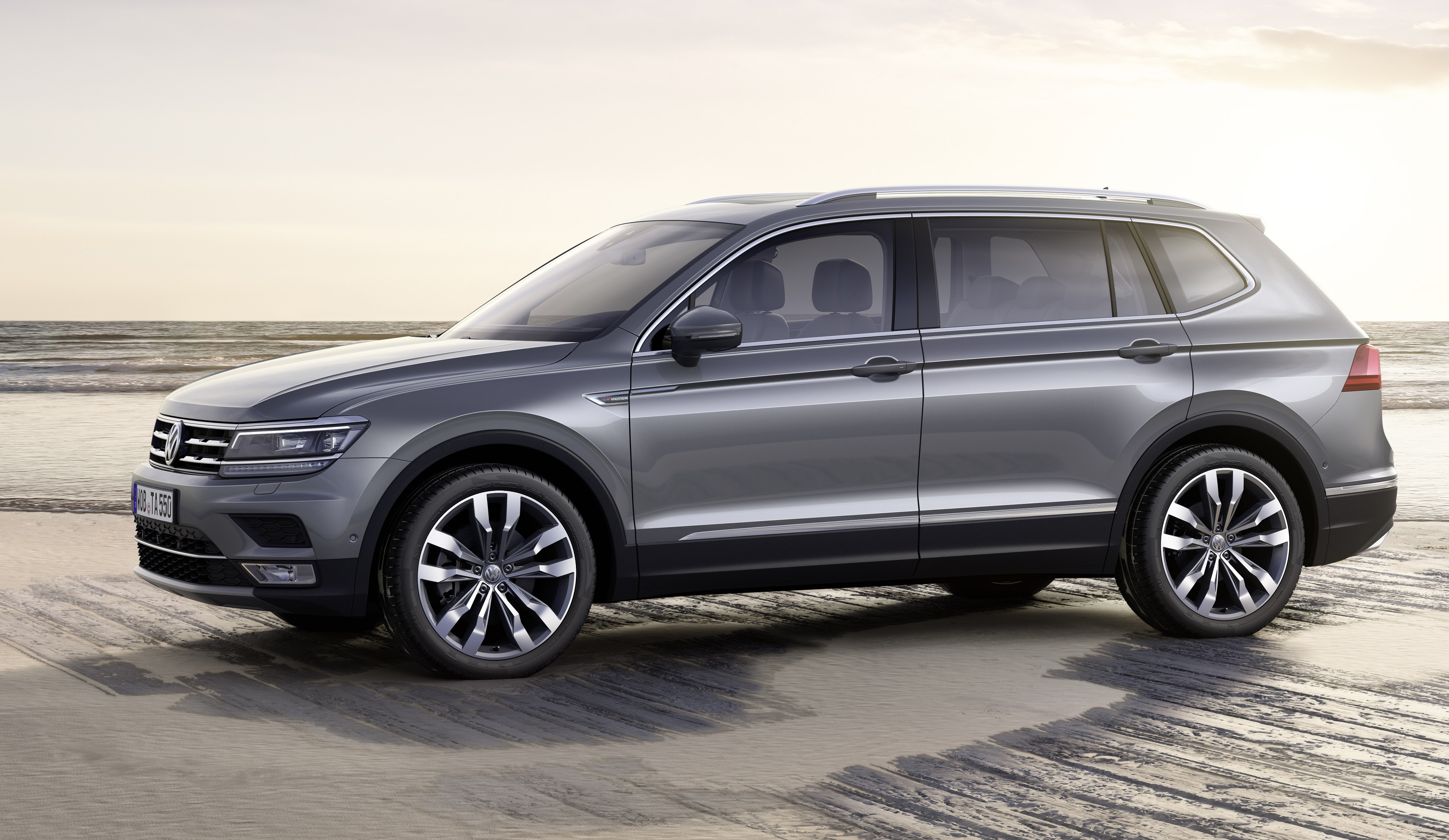 The mainstream VW Tiguan is a finalist for World Car of the Year.