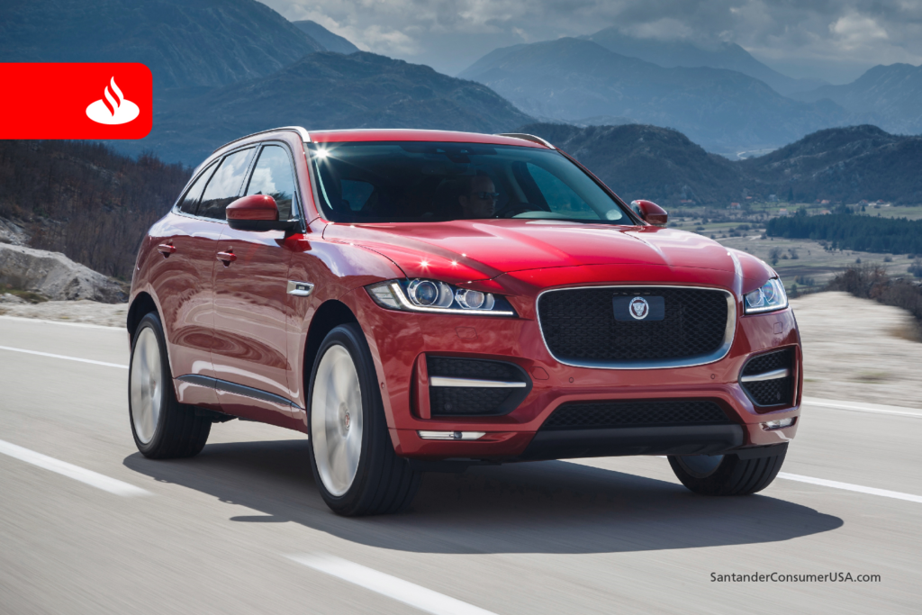 Jaguar F-Pace was a double-winner at the World Car of the Year awards.
