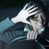 How to overcome fear of driving at night – without technology