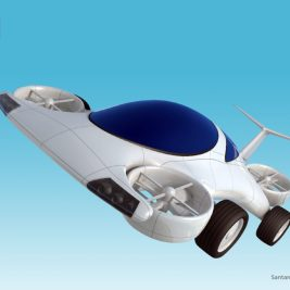 Crazy or not, flying cars may arrive sooner than you think