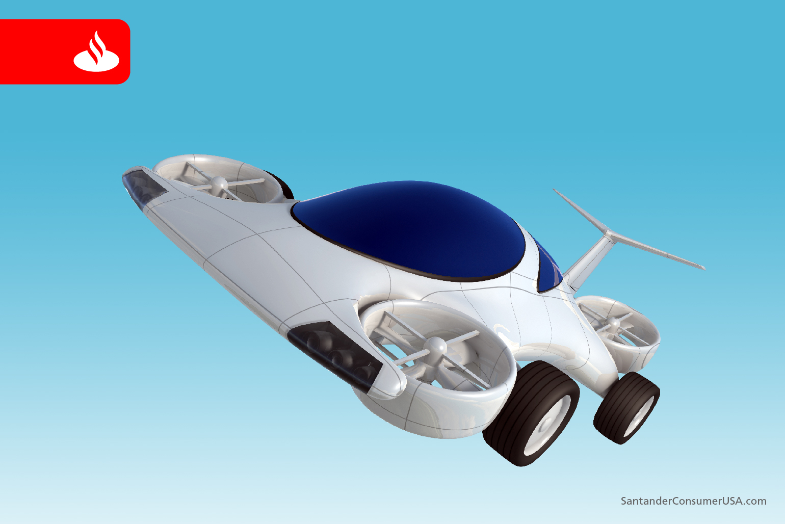 Crazy or not, flying cars may arrive sooner than you think ...