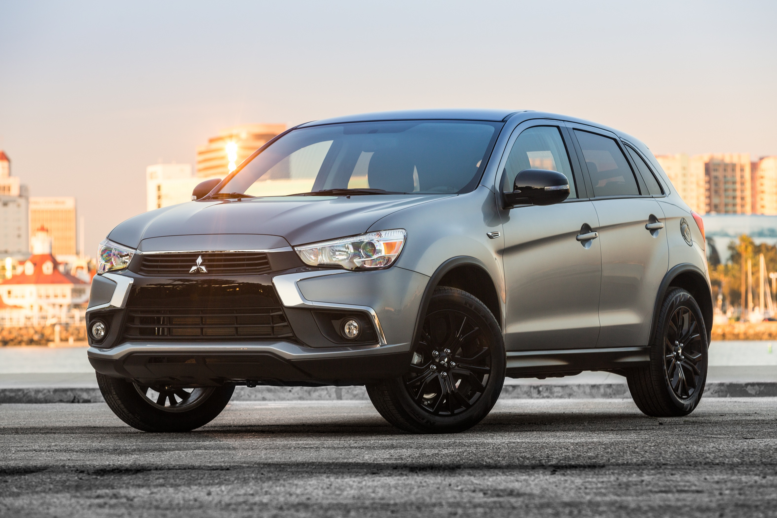 The Outlander Sport Employs An Active Stability Control System To Keep Your  Childu0027s Wheels On The Road And Rain Sensing Windshield Wipers That Activate  And ...