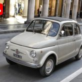 Automotive 'icon' Fiat 500 finds parking place in art museum's collection