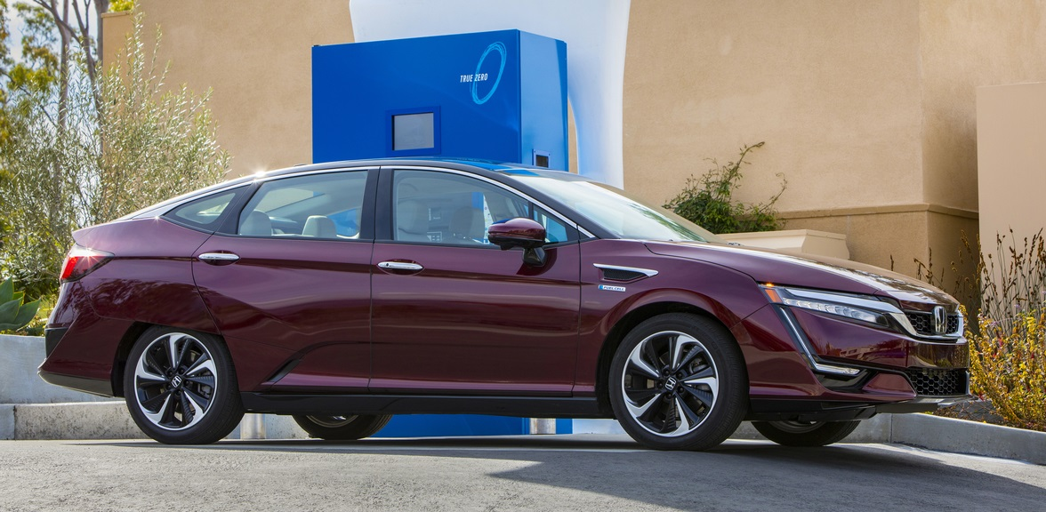The 2018 Honda Clarity One Of Five Finalists For Green Car Year