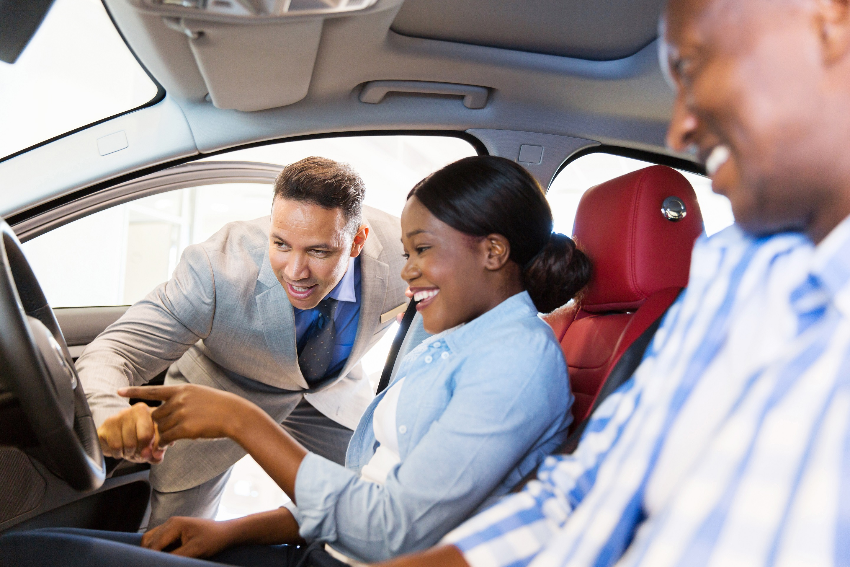 Why the car buying experience still appeals to millennials ...