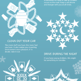 12 steps to preparing for your holiday-season road trip