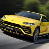 More Lamborghini Dreams: A super SUV offering 'ferocious' performance