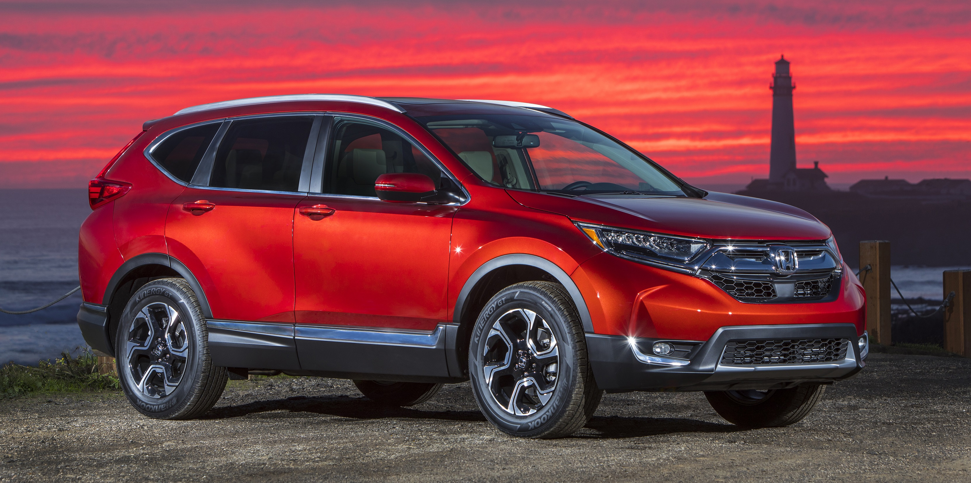 The Honda CR V Was Named Most Wanted In Compact SUV Segment