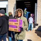 Give me Samoas? SC associates do some heavy lifting for Girl Scouts