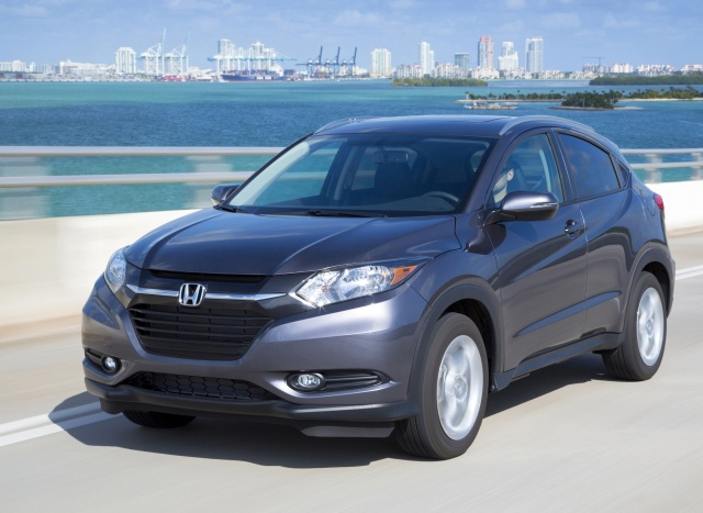 Photo Credit Honda Motor Company Via Newspressusa A New HR V Has Been Named Among Top Vehicle Buying Bargains