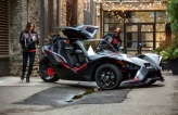 Other-worldly, three-wheeled Slingshot 'incredible' – and street legal