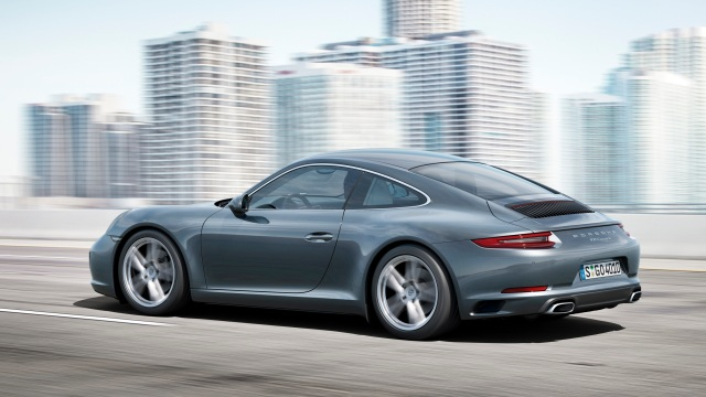 Porsche 911 - dependable used cars