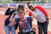 Special athletes 'brought tears to my eyes and joy to my heart'