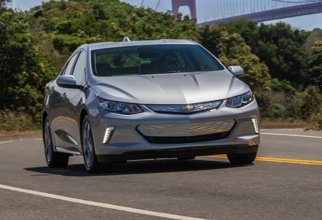 Most-popular electric cars