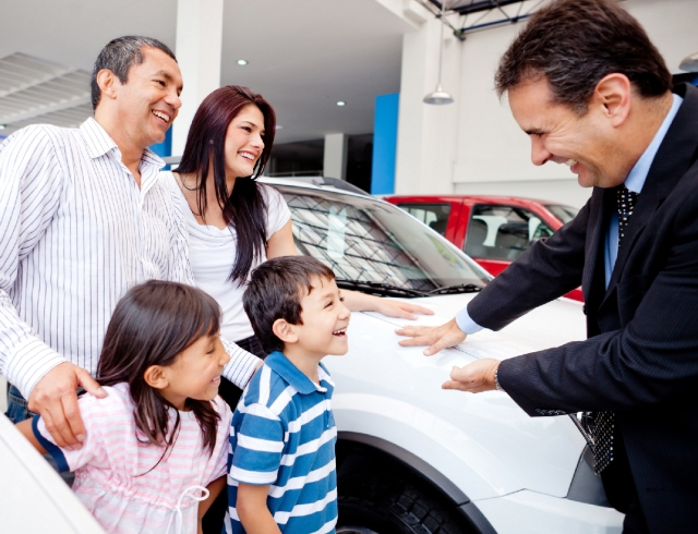 How to find a great car dealership
