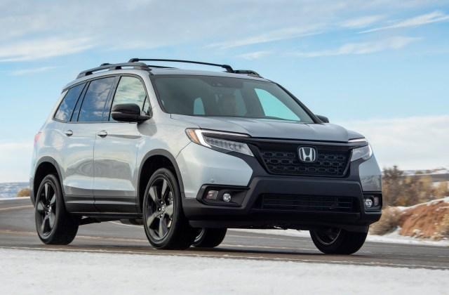 Honda Passport best 2019 cars