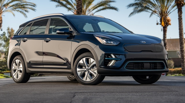Kia Niro most-affordable EV