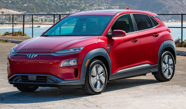 Hyundai Kona Electric most-affordable EV