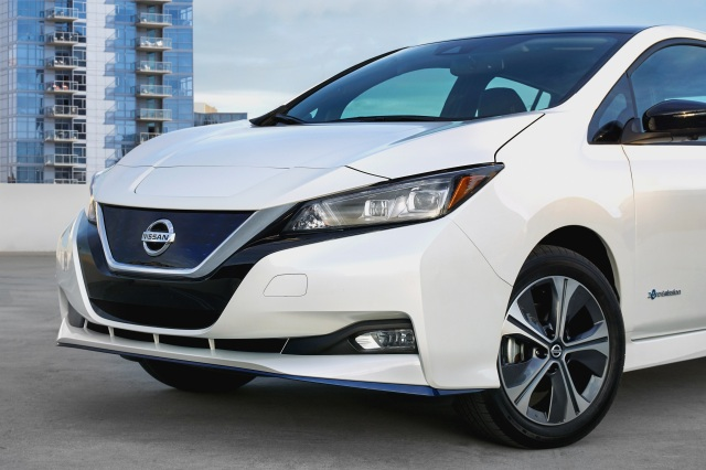 Nissan LEAF among best electric vehicles of 2019