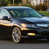 Acura RLX best bargain used car