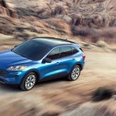 2020 Ford Escape car wars