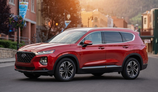 Hyundai Santa Fe among best car brands