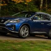Nissan Murano best SUVs